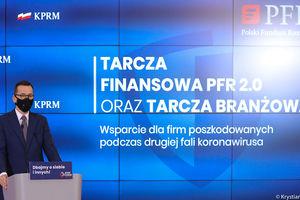 Konferencja prasowa z udziałem premiera Mateusza Morawieckiego [VIDEO]