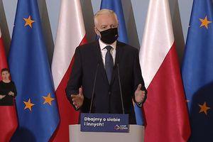 Porozumienie Jarosława Gowina przeciwko podatkowi od reklam
