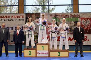 Olecczanka mistrzynią Polski