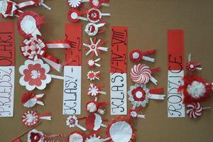 Obchody Święta Niepodległości w szkole w Kinkajmach