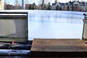 Nie wiadomo czy zimą pojeździmy na lodowisku na stadionie OCSiR