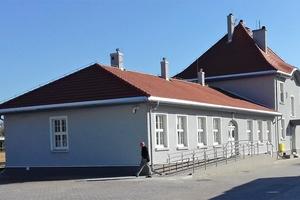 Sala wystawowa ełckiego muzeum otwarta dla zwiedzających
