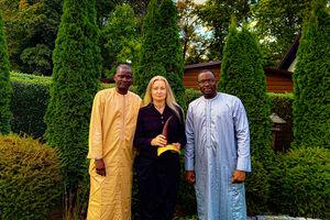 Prof. Iwona A. Ndiaye z nagrodą ambasady Senegalu w Polsce