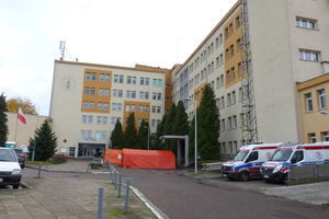 Informacje ze szpitala