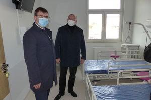 Od grudnia w Szczytnie rusza tymczasowy szpital covidowy