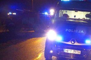 Wypadek w Rożentalu, 3 osoby poszkodowane