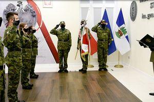 Oni już są w szeregach Warmińsko-Mazurskiego Oddziału SG