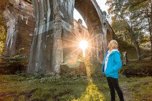 Szalone Walizki: Trasą wąwozów i starych mostów