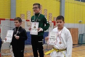 Olecczanin na podium mistrzostw województwa