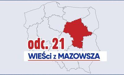 WIEŚci z Mazowsza 2020 - odcinek 21