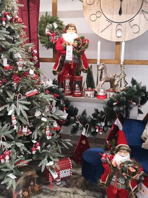 Najpiękniejsze dekoracje świąteczne w Mrówce w Lubawie