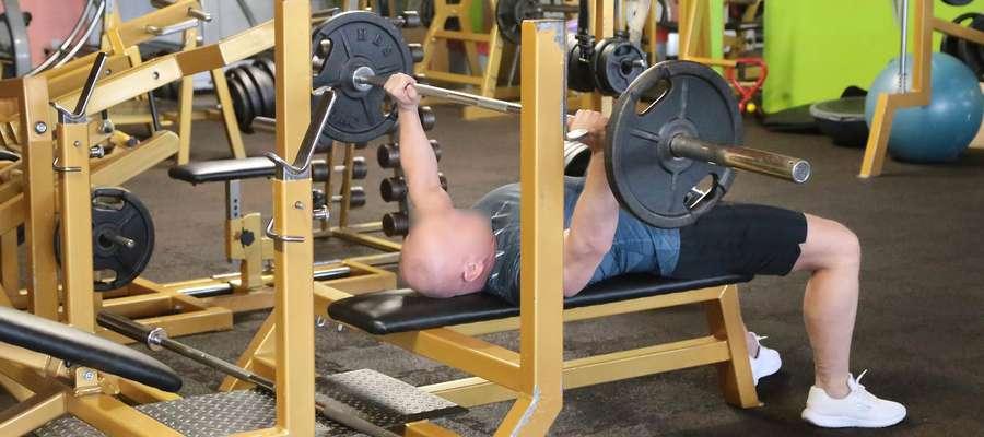 Otwarte siłownie