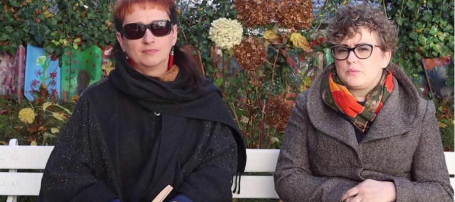 Izabela Treutle i Aleksandra Górecka-Ostrowska