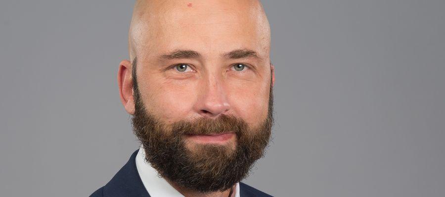 dr hab. Sławomir Przybyliński, prof. UWM