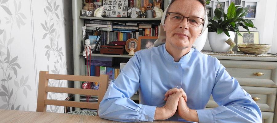 Siostra Ewa Maria Drozdowska