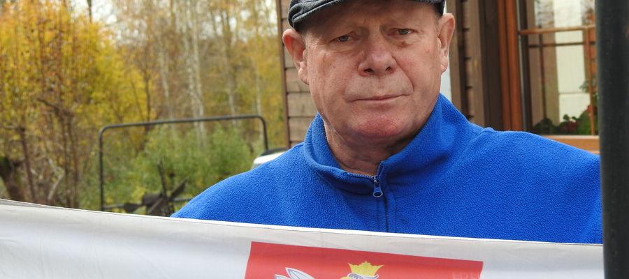 Edward Adamus: Zawsze 11 Listopada wywieszam flagę koło domu
