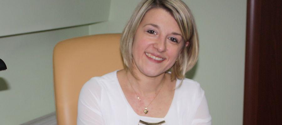 Marta Dąbrowska, dyrektor Giżyckiego Centrum Kultury