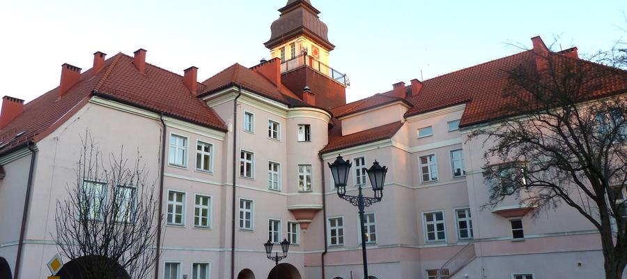 Ratusz w Iławie
