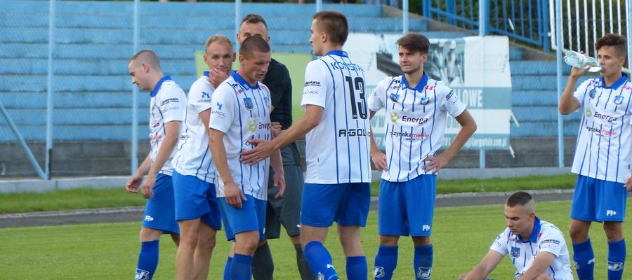 Jeziorak Iława w ostatnich ośmiu meczach zdobył tylko siedem punktów