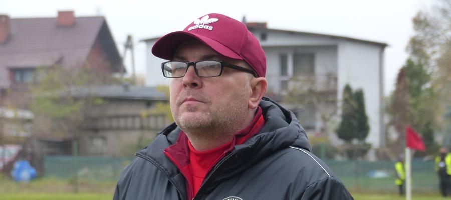 Trener Wojciech Tarnowski wygrał walkę z koronawirusem i wraca do drużyny