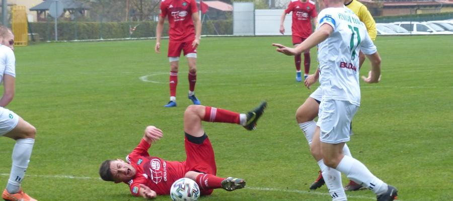 Zdjęcie z meczu GKS - Pelikan