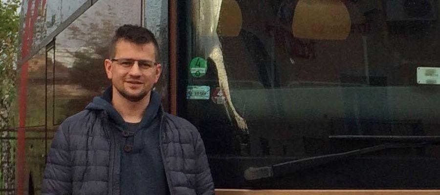 Piotr Polewaczyk: Jak nic się nie zmieni, to trzeba będzie sprzedać autokar