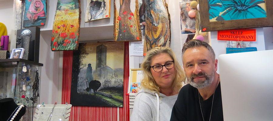 Beata i Dariusz Potasznik