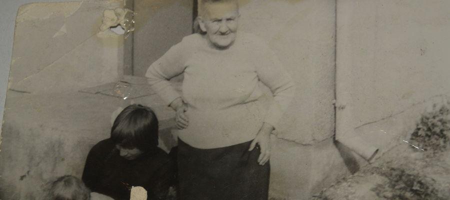 Babcia Jasia Katarzyńska, specjalistka od przetworów