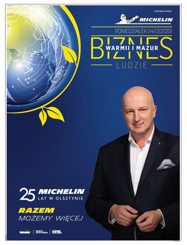Biznes Warmii i Mazur - LUDZIE - grudzień 2020