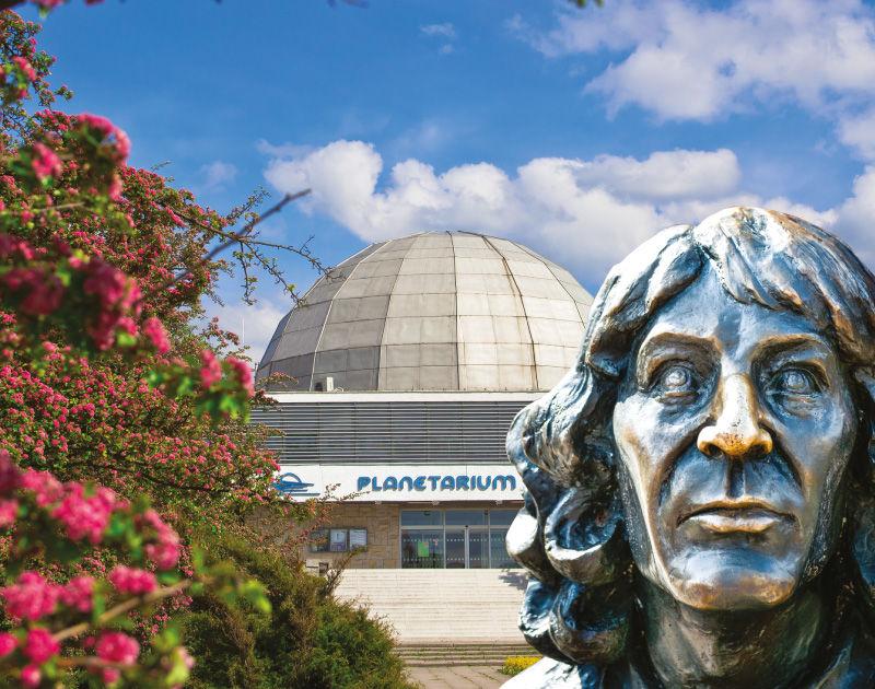 Świętujemy imieniny Kopernika - full image