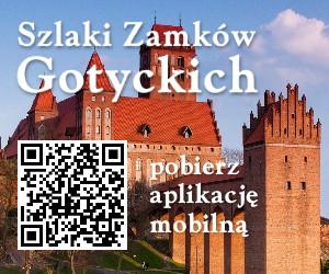 Przewodnik mobilny Zamki Gotyckie