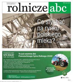 Rolnicze ABC - listopad 2020
