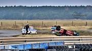 Rajdowcy z Lracing startują i... pomagają rywalom po wypadku [foto]