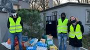 Agrounia wspomogła bezdomnych przed Świętami