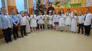 Echa wigilijnych spotkań w Przedszkolu Miejskim