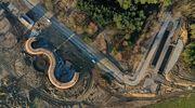 Budowa tężni w Lidzbarku Warmińskim zbliża się do końca