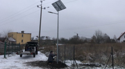 Dwie gminne miejscowości z nowymi lampami solarnymi
