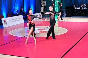 Oleccy tancerze obronili mistrzowski tytuł