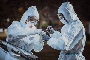 Powiat bartoszycki: Dwie osoby zmarły z powodu covid. 22 nowe zakażenia