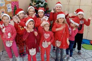 Mikołajkowe niespodzianki u przedszkolaków z Nakomiad