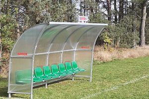 Modernizacja boiska sportowego w miejscowości Komorowo