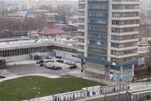 Dworzec w Olsztynie. Znów poślizg