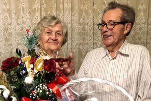 Irena i Zygmunt Świniarscy przeżyli ze sobą 70 lat