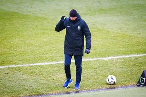 Majewski już nie jest trenerem Stomilu!