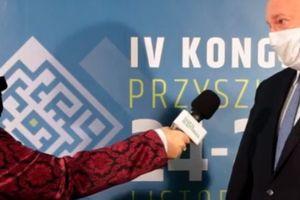 IV Kongres Przyszłości. Rozmawiamy z Jarosławem Michalakiem, prezesem Zarządu Michelin Polska