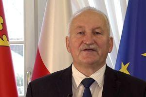 Zaproszenie marszałka województwa warmińsko-mazurskiego