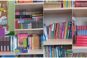 Wzbogacenie zbiorów bibliotecznych w Szkole Podstawowej w Zajączkowie