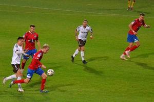 Piłkarze Sokoła nie mają wolnego weekendu, zagrają wewnętrzny sparing