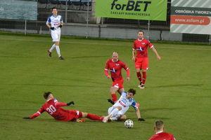 W środę Sokół Ostróda kończy piłkarski, transmisja mecz na portalu