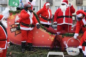 Mikołaje w Nidzicy
